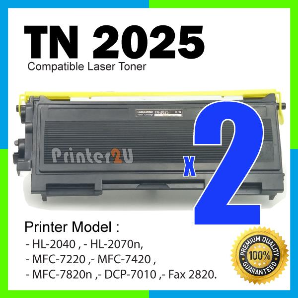 TN2025 Compatible Brother MFC 7220/7420/7820n/HL 2040/2070n/FAX 2820