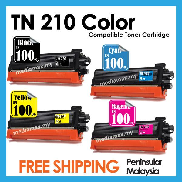 TN210/TN 210 Compatible Brother MFC 9010CN 9120CN 9320CW HL3070 HL3040