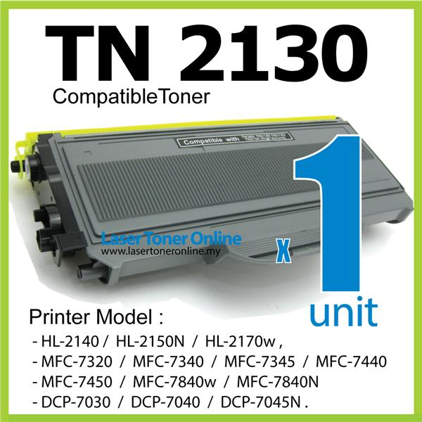 TN2130 TN 2130 Compatible Brother DCP-7030 7040 DCP7030 DcP7040 Toner