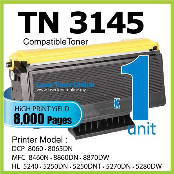 TN3145 Compatible Brother HL5240 HL5250DN HL5250DNT HL5270DN HL5280DW