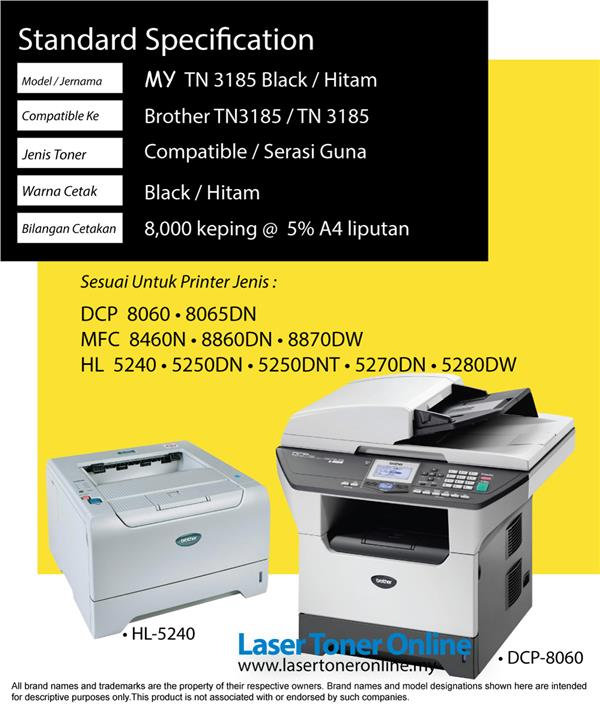 BROTHER 5270DN PRINTER TREIBER WINDOWS 8