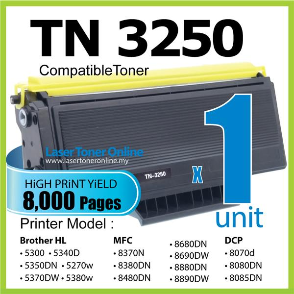 TN3250 Compatible Brother MFC 8370 8480DN 8680DN 8690DW 8880DN 8890dw