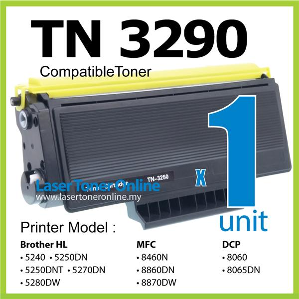 TN3290 Compatible Brother HL-5340D 5350DN 5370DW MFC-8370DN HL-8880dn