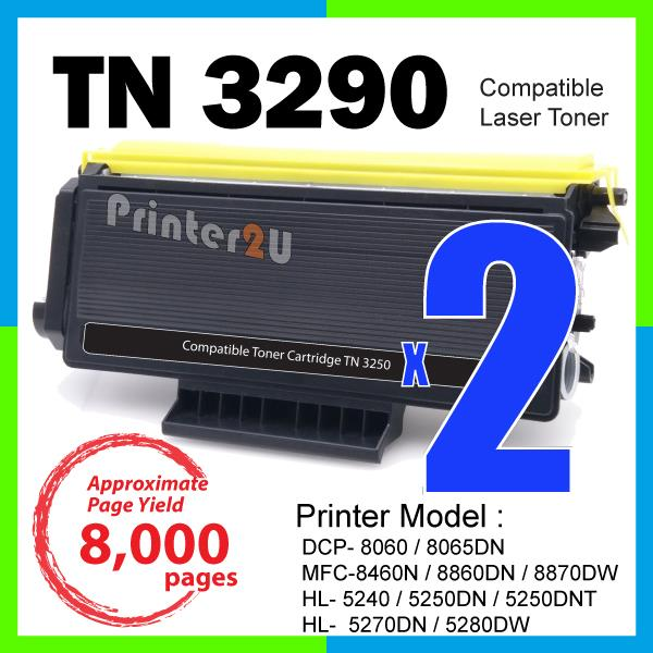 TN3290 TN 3290 Compatible Brother HL 5240/5250DN/5250DNT/5270DN/5280DW