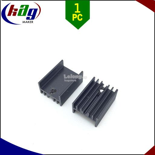 TO-220 Heatsink 20x15x10mm