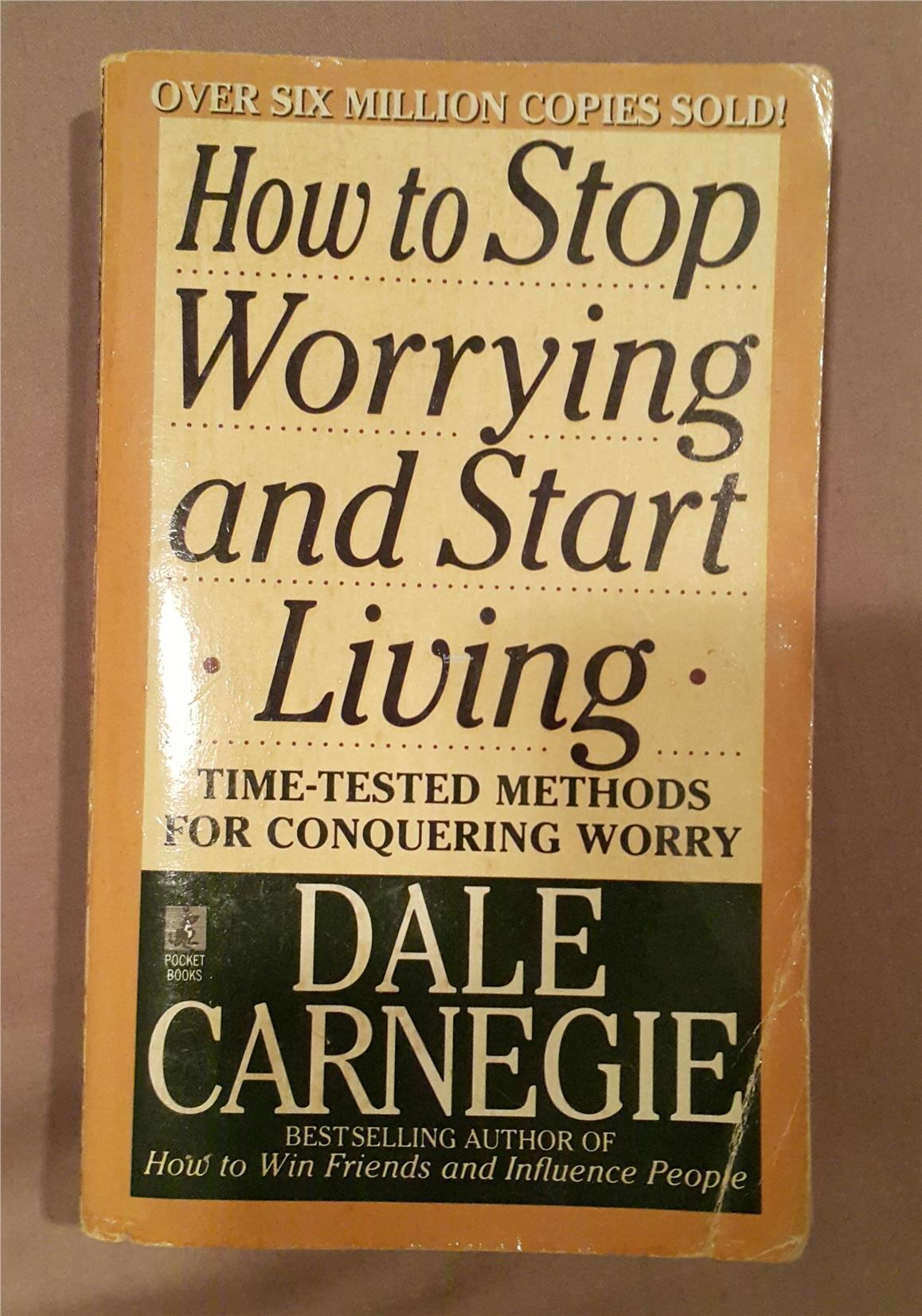 How to start living