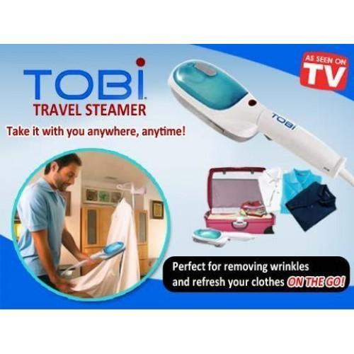 TOBI Portable Handheld Travel Steamer Iron