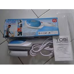 Tobi Steam Iron Handheld Portable Multifunction Garment Traveler Steamer