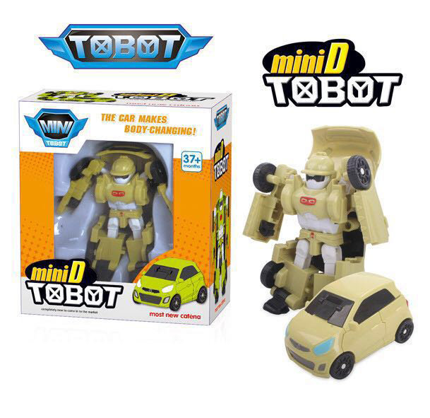 Tobot Mini Series Transforming Robot (Model 238)
