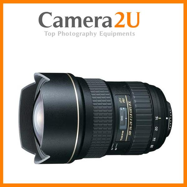 New Tokina AT-X 16-28mm F/2.8 PRO FX Lens for Nikon