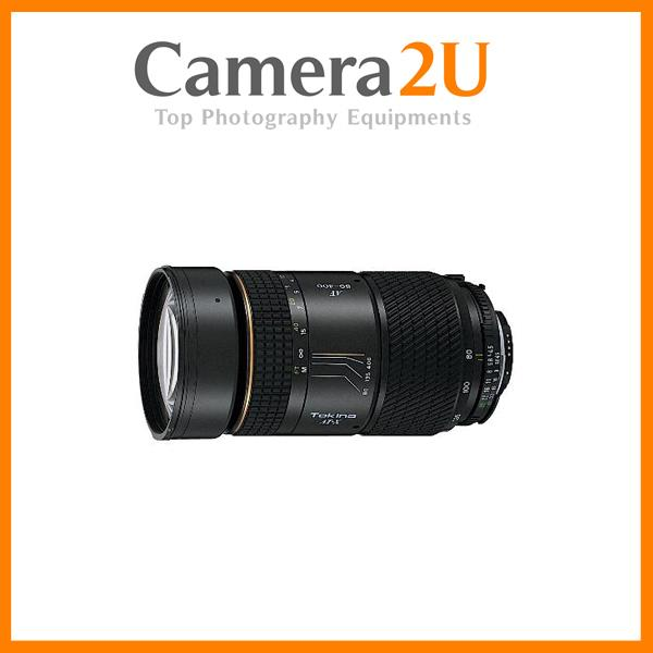 TOKINA AT-X 840 AF AF 80-400mm f/4.5-5.6 for NIKON