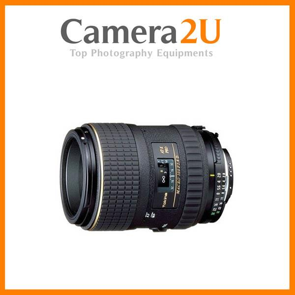 NEW Tokina AT-X M100 AF 100mm F/2.8 Lens Canon