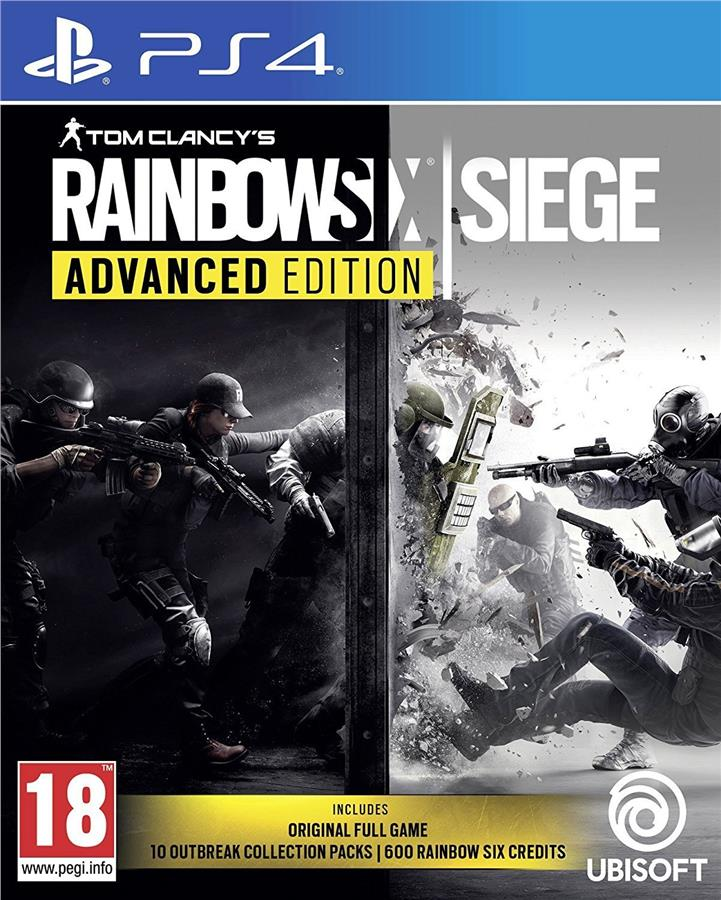 Tom Clancy's Rainbow Six Siege Advanced Edition (PS4) R3