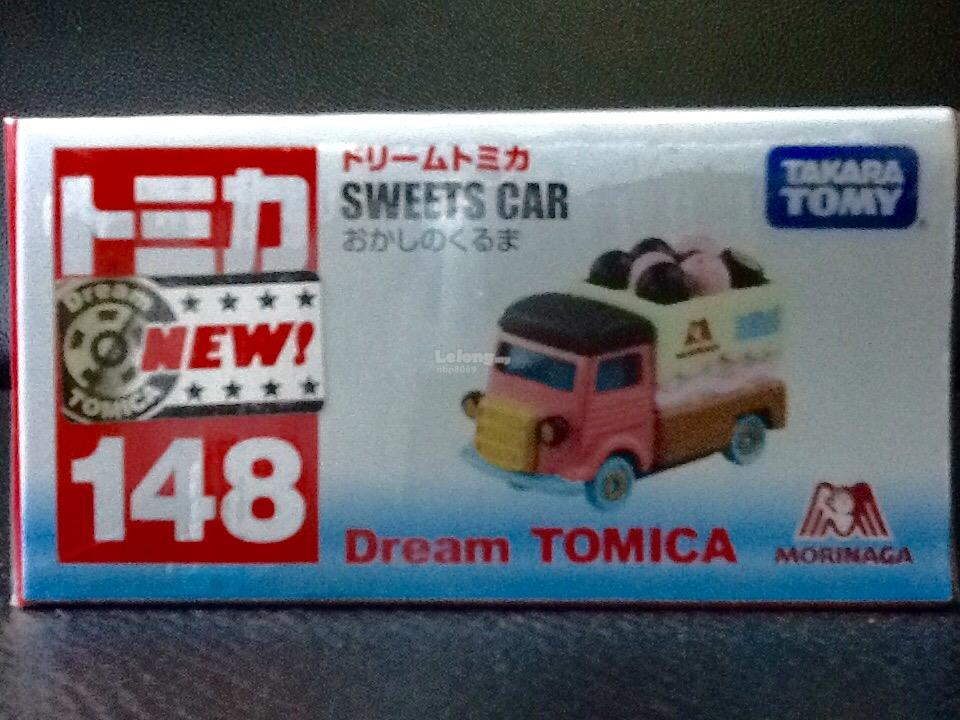 Tomica Dream 148: Sweets Car (First Batch)