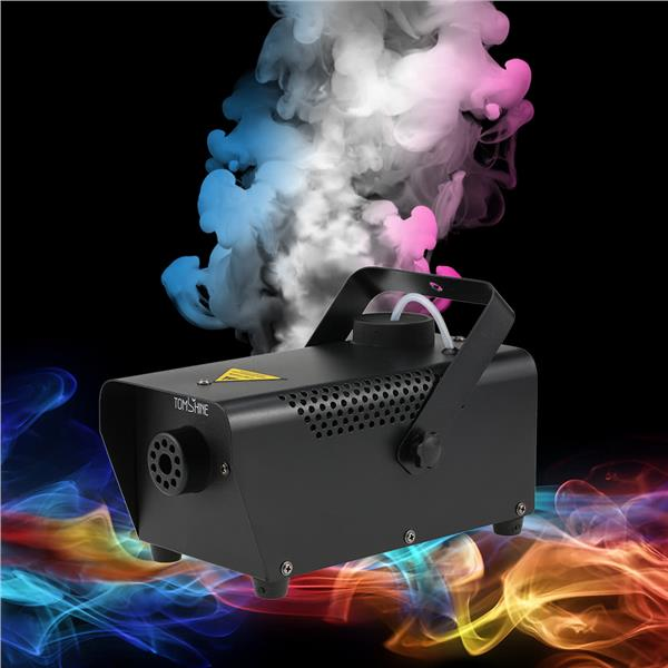 Tomshine 400W Portable Wired Remote Control Fog Smoke Machine on