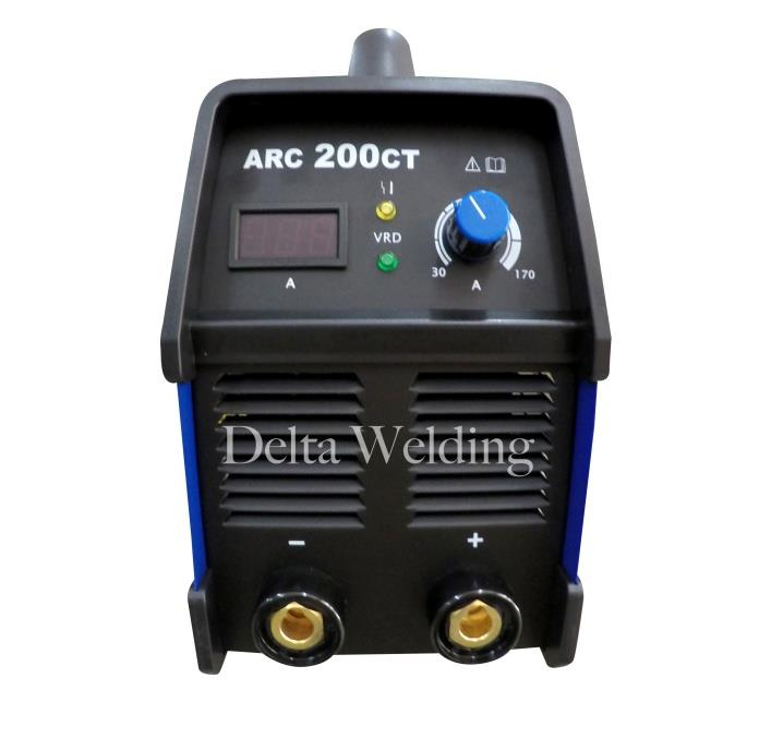 TOP ARC welding machine 200 DELTA RIALND Inverter Full set
