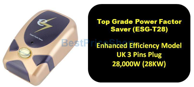 Top Efficient Power Factor Saver Energy Saving Box Electric 30kw 3Pins