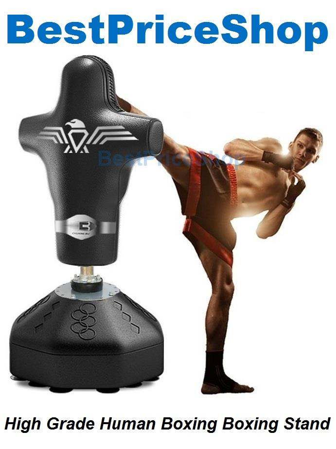 Top Gym Grade Human Dummy Punching Boxing Stand Fighting Martial Art