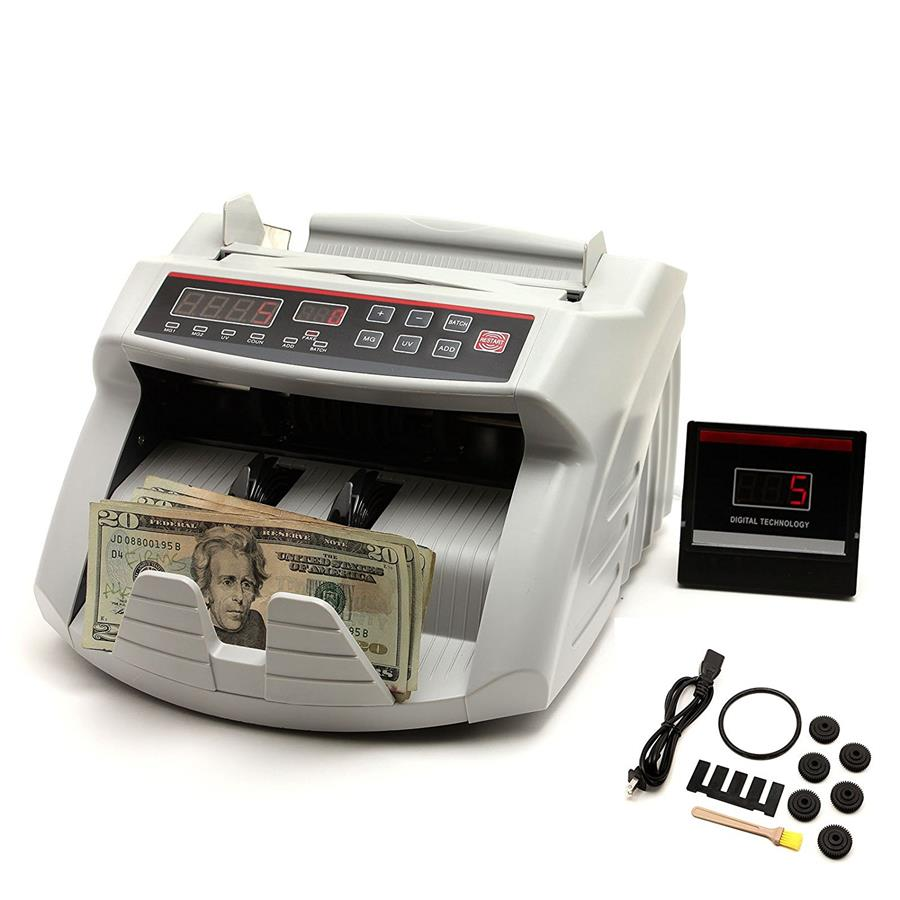 TOP MONEY NOTE COUNTER OFFER ( WITH UV DETECTOR)
