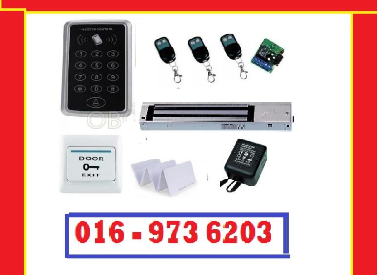 TOP OFFER !! RFID DOOR ACCESS CARD SYSTEM WITH REMOTE + 2 YEARS