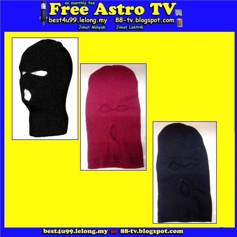 Topeng muka kepala face head mask toping motorbike outdoor activities