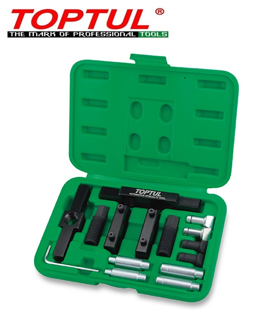 TOPTUL 15PCS Multi-Steering Knuckle Spreader Tool Set ( JGAI1501)