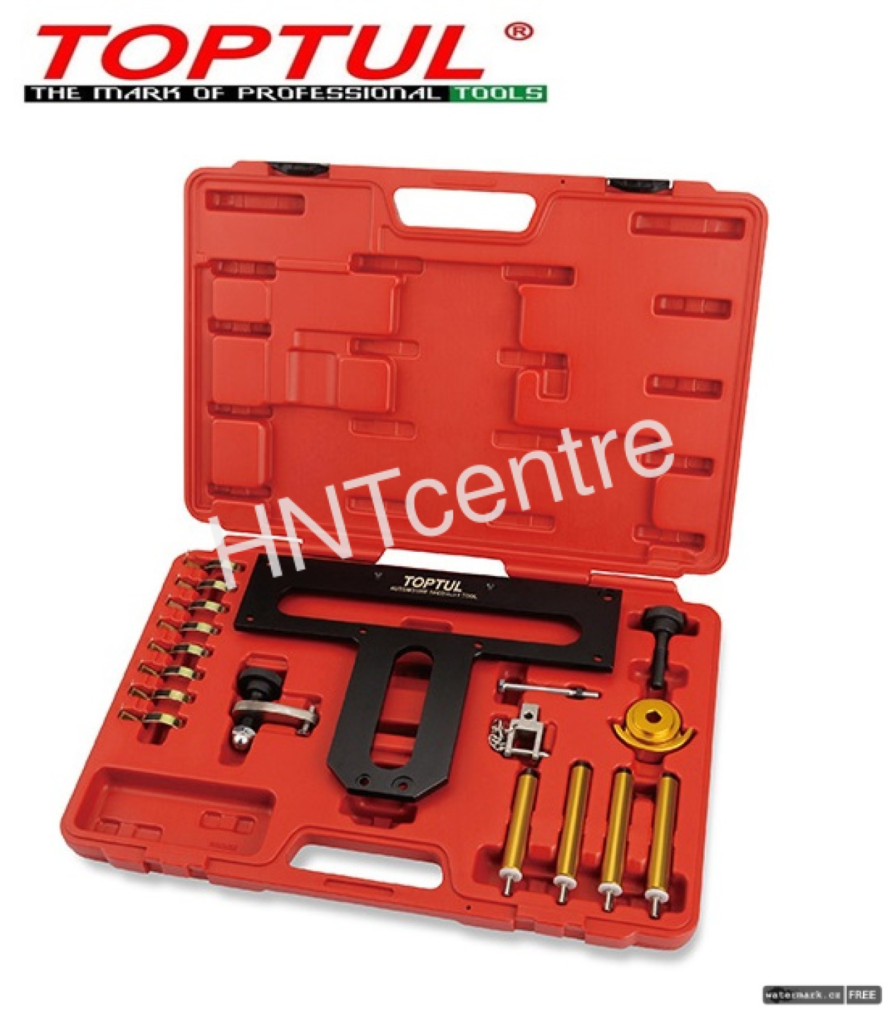 TOPTUL 18PCS BMW Engine Timing Tool Set (JGAI1803)