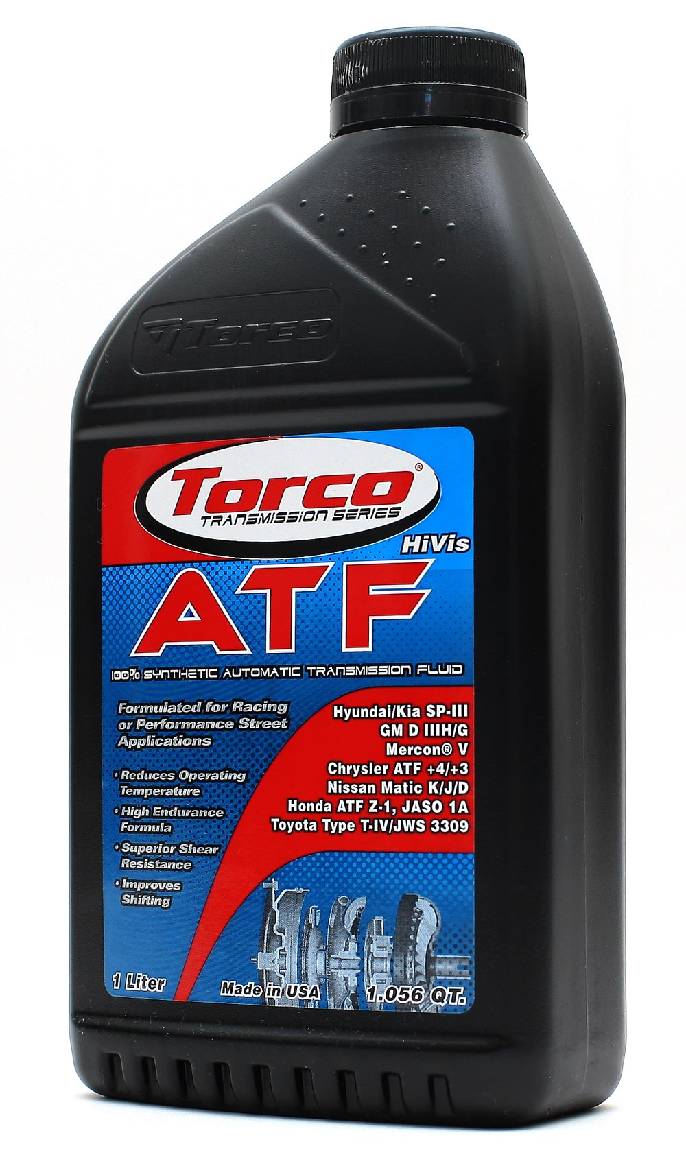 Automatic Transmission Fluid >> Torco Hivis Atf Automatic Transmiss End 3 11 2019 12 13 Am