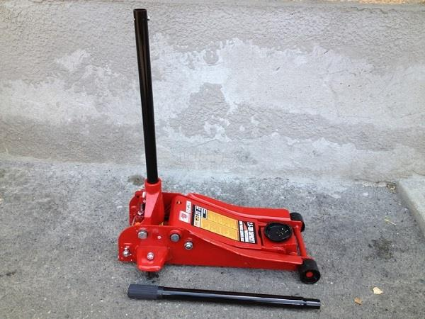 Torin 3.0Ton Low Profile Services Floor Jack
