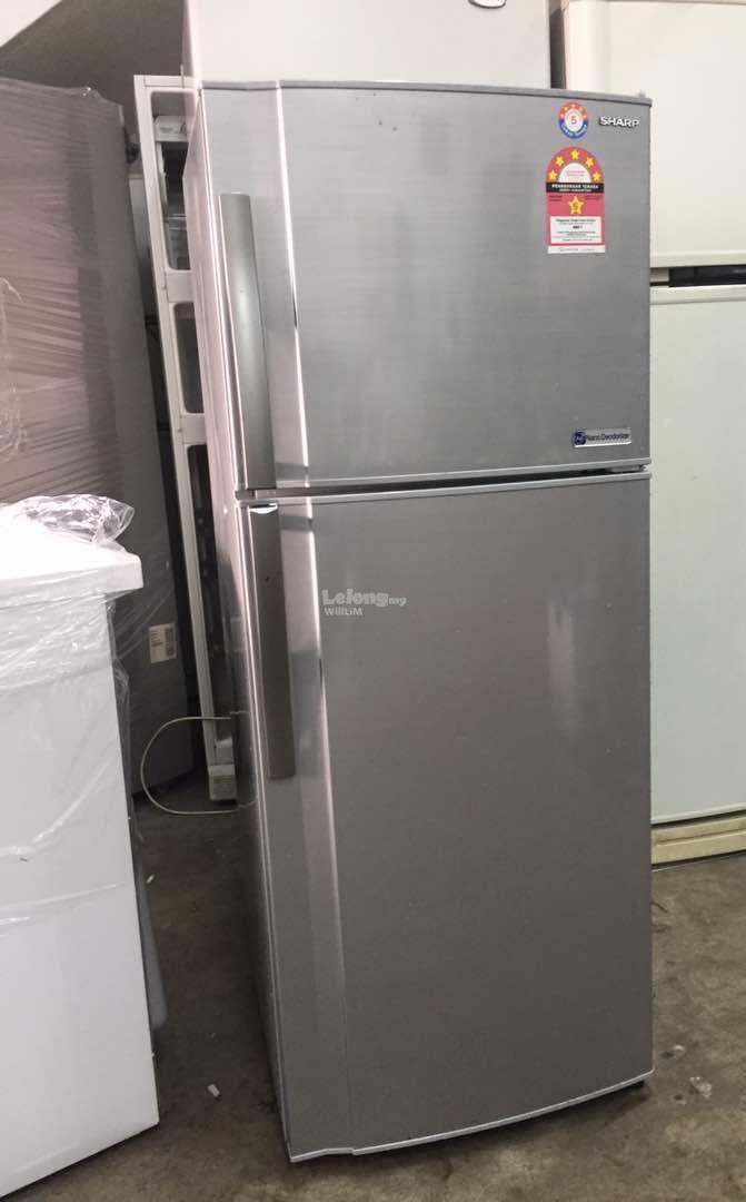 Toshiba 2 doors fridge peti sejuk ai end 9 12 2017 4 42 pm for 1 door fridge malaysia
