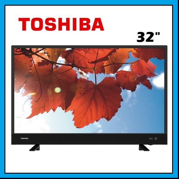 TOSHIBA 32˝ Inch 32L3750 HD LED LCD TV
