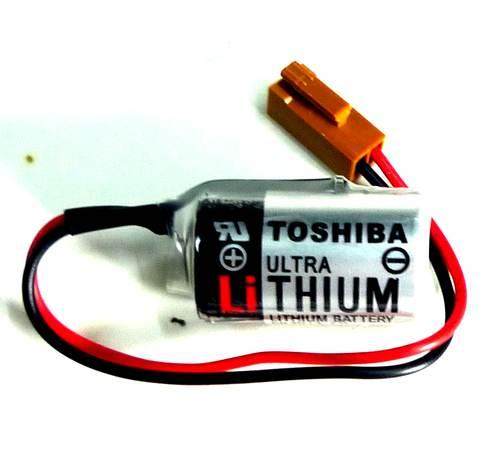 Toshiba ER3V Battery 3.6V PLC CPU Module Lithium