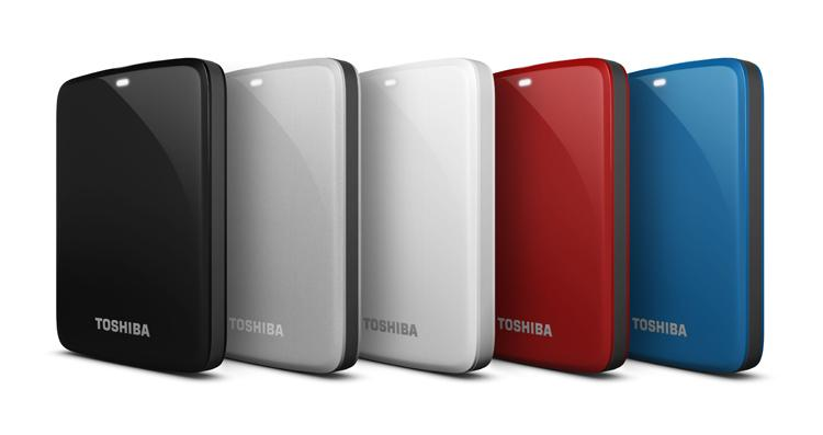 how to use toshiba external hard drive