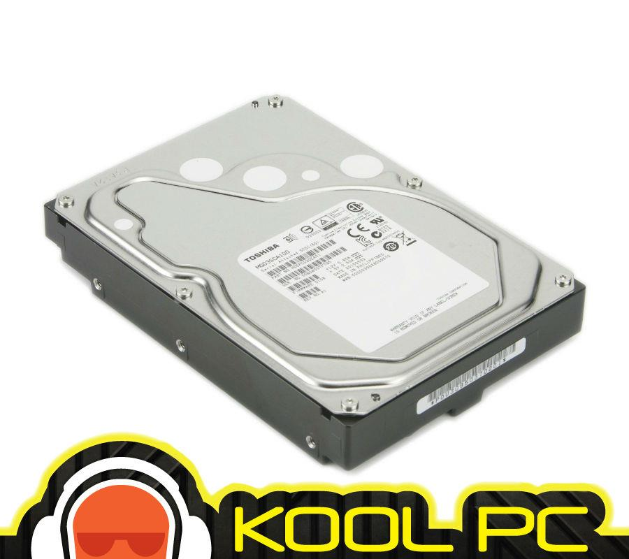 * TOSHIBA HDD INT Desktop SAS 1TB 7200RPM 64MB TSB-MG03SCA100
