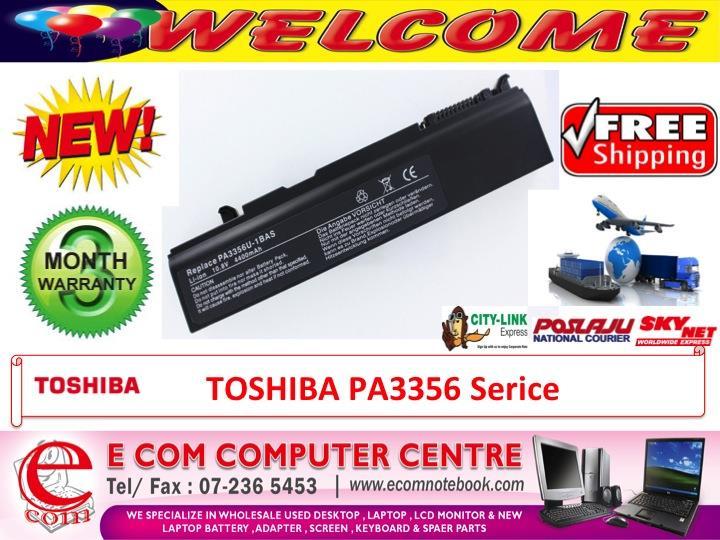 Calendario Serie A 2020 10.Toshiba Pa3356u Pa3357 Pa3358 Series Laptop Battery