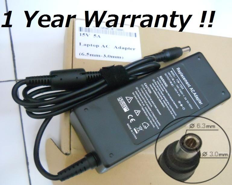 Toshiba Satellite 2800 2805-S201 2805-S301 2805-S402 AC Adapter Laptop