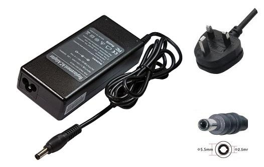 Toshiba Satellite 905 1600 A70 P35 19V 4.74A 5.5x2.5 AC Adapter