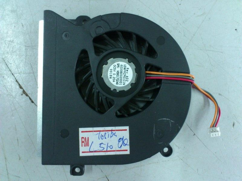 Toshiba Satellite L510 Notebook CPU Fan 071213