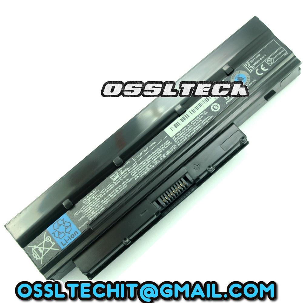 TOSHIBA Satellite N300 NB555 3820 NB505 NB500 T215D Laptop Battery