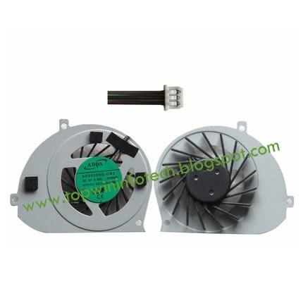 TOSHIBA T130 T131 T132 T133 COOLING FAN