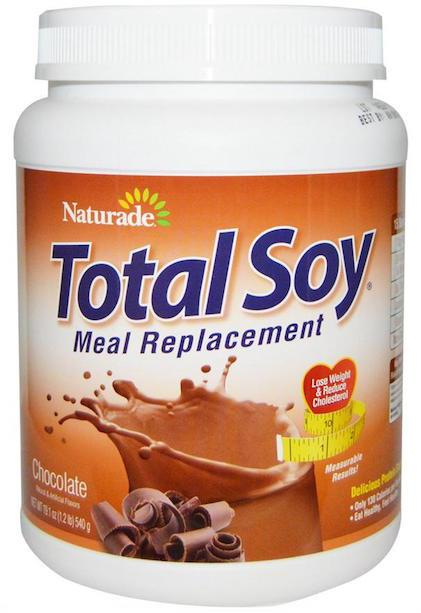 Total Soy Replacement (Chocolate) Weight loss Protein Shake (USA)