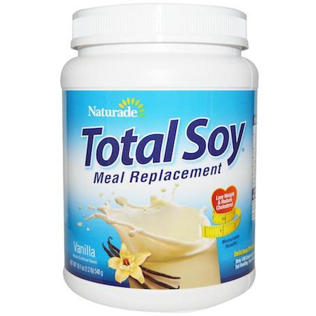Total Soy Replacement (Vanilla) Weight loss Protein Shake (USA)