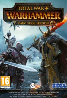 Total War Warhammer Dark Gods Edition Steam Key EUROPE