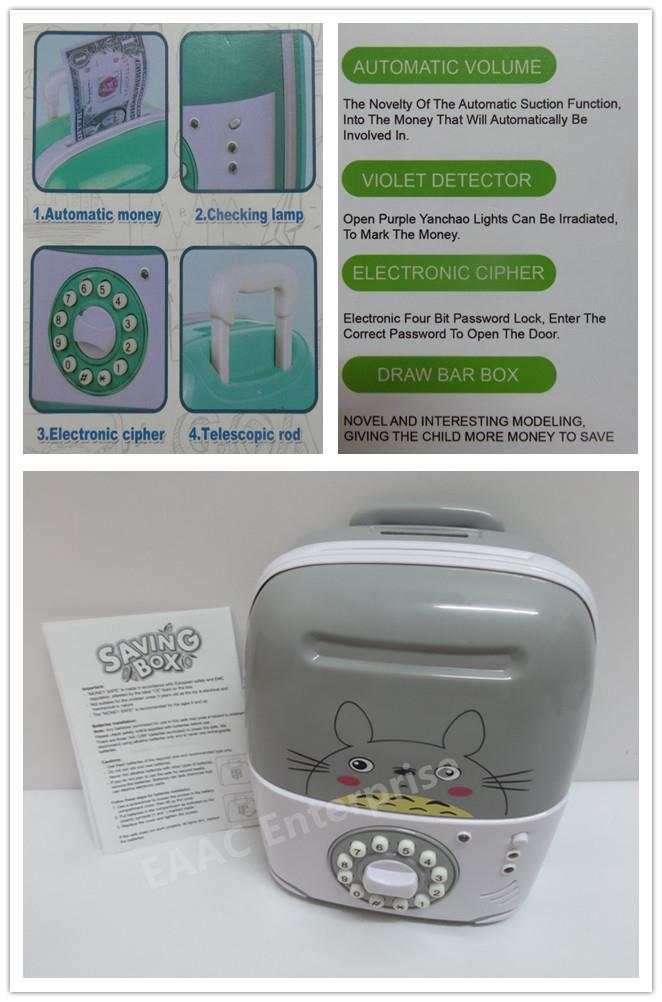 Totoro Money Saving Box Coin Bank Safe Deposit Security Box Luggage  sc 1 st  Lelong.my & Totoro Money Saving Box Coin Bank S (end 6/20/2018 10:15 AM) Aboutintivar.Com