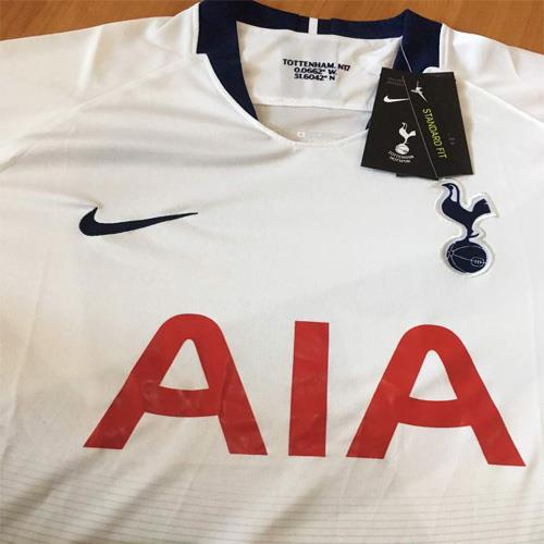 Tottenham Home Football Jersey 2018 (end 8 26 2019 11 15 AM) 8af953248