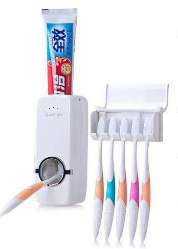 Touch me automatic toothpaste dispen end 4 17 2015 3 24 pm - Keep toothpaste kitchen ...