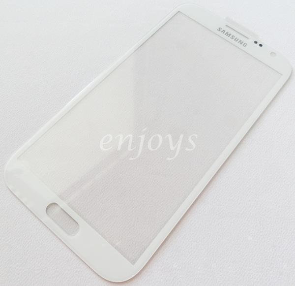 NEW Touch Screen Digitizer Glass Samsung Galaxy Note 2 N7100 N7105 ~WH