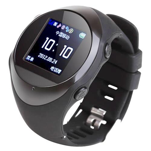Touch Screen GPS Watch Phone With MP3/MP4 + (WP-PG88).