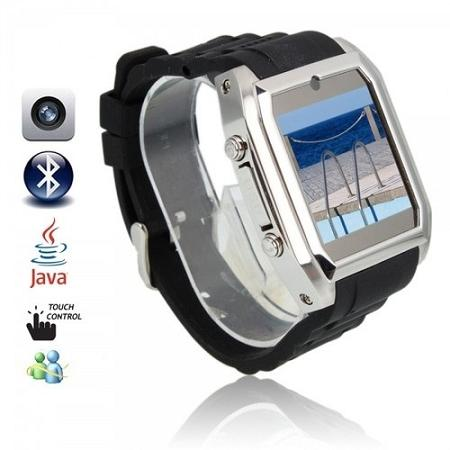 Touch Screen Mobile Phone Watch (WP-TW206).