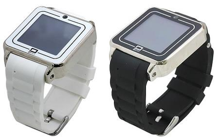 Touch Screen Watch Mobile Phone, Bluetooth, Camera (WP-TW208).